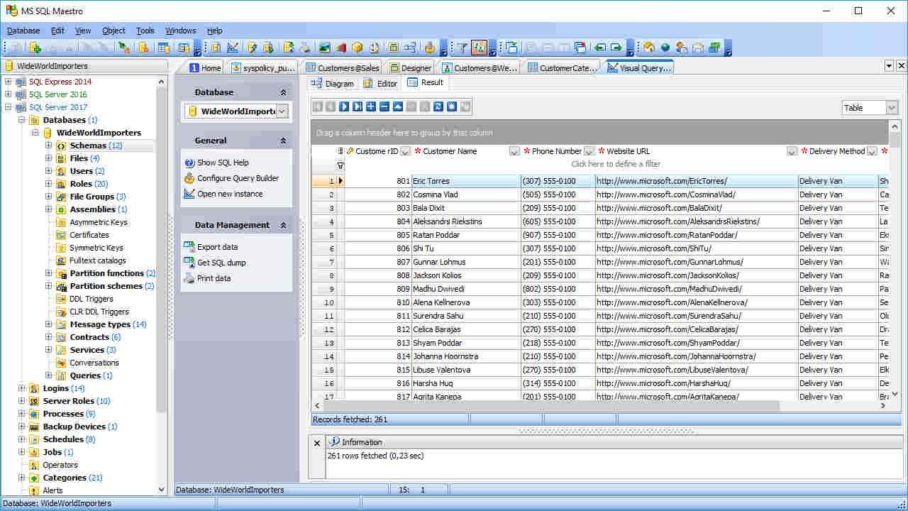 MS SQL Maestro 2019 17.6.0.2 Full Free Download