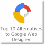 Top 10 Alternatives to Google Web Designer