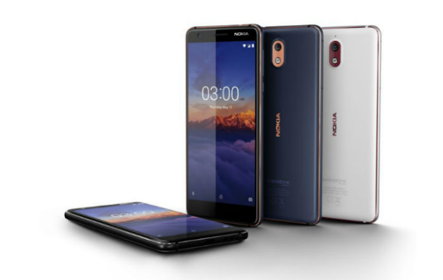 Nokia 2.1, Nokia 5.1 and Nokia 3.1 (3GB RAM) variation propelled, value begins at Rs 6,999