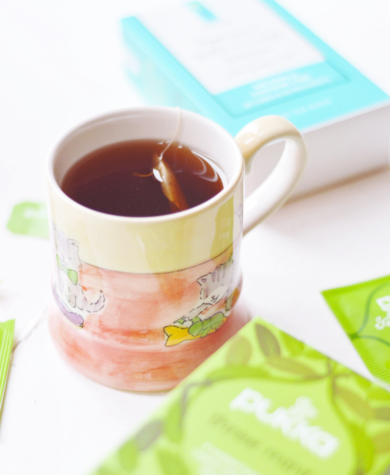 Drink Spearmint Tea For Clearer Skin.