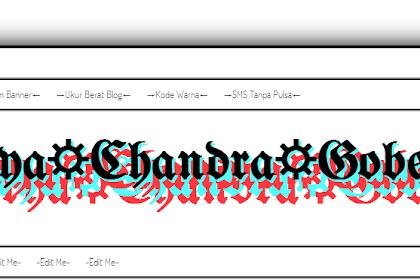 Cara Membuat Scroll Persentase di Blog atau Website