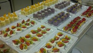cara membuar resep dasar aneka cake mousse atau kue mousse bahan utama