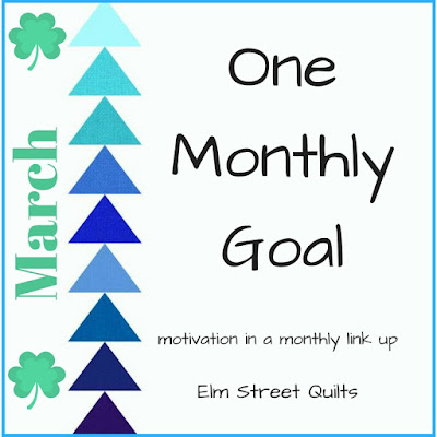 March OMG Finish link-up is open!