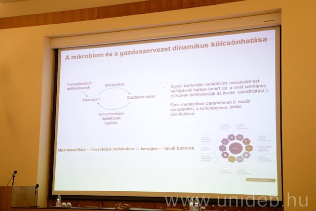 Az egészség-, az élelmiszeripar, a mezőgazdaság és az orvostudomány is hasznosítja azokat a kutatási eredményeket, melyeket a Debreceni Egyetem biotechnológiával foglalkozó kutatócsoportjai értek el.