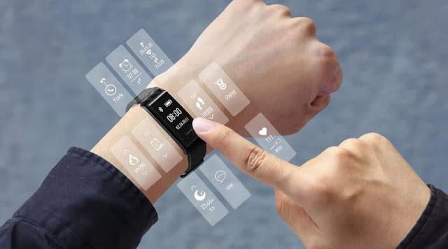 Huawei Honor A2, smartwatch dengan tampilan elegan