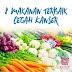 8 Makanan Terbaik Untuk Cegah Kanser
