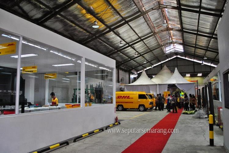 DHL Express Semarang Service Center | Seputar Semarang