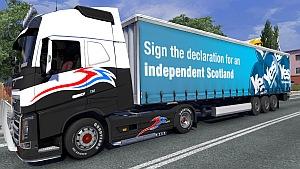 Yes Scotland trailer mod