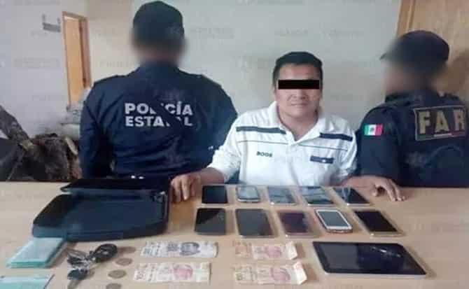 Detenido, seguridad, Valle de Bravo
