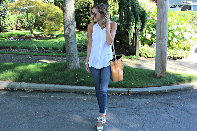 target denim outfit