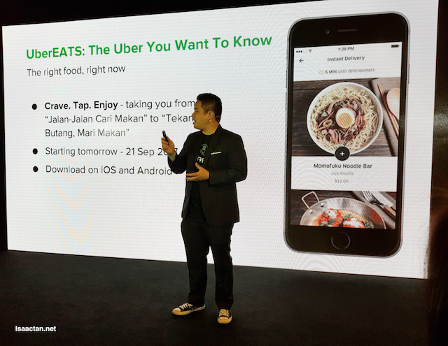 UberEATS, the Uber you want to know!