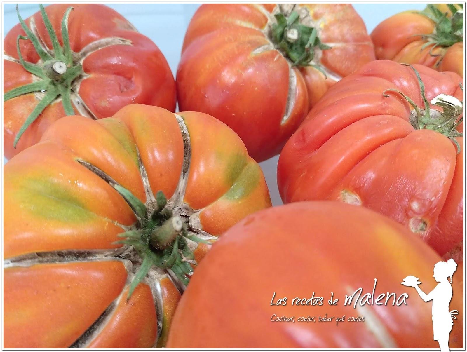 el tomate crudo es malo para la próstata