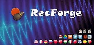 RecForge Pro - Audio Recorder 2 1 12 Full APK