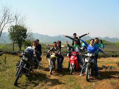 Hướng dẫn cách chọn xe máy để đi phượt