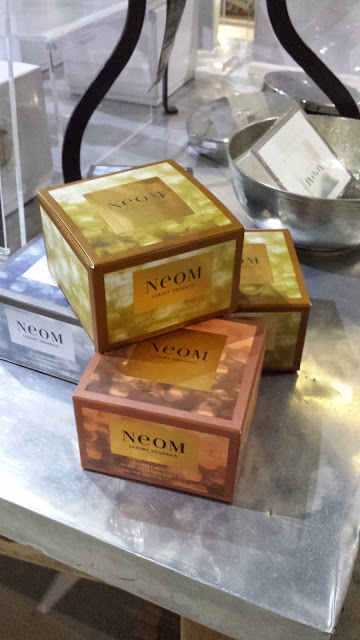 Travel Neom Organic Treatment Candles in PureSource Barbados www.modenmakeup.com