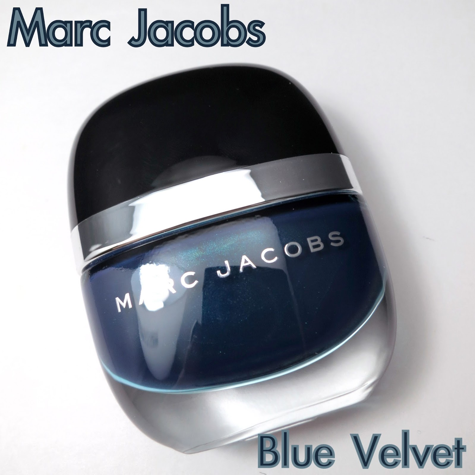 Oh Three Oh Four Marc Jacobs Beauty Nail Lacquer Blue Velvet