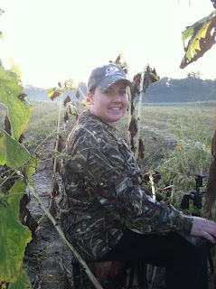 Mackinaw Dove Hunting