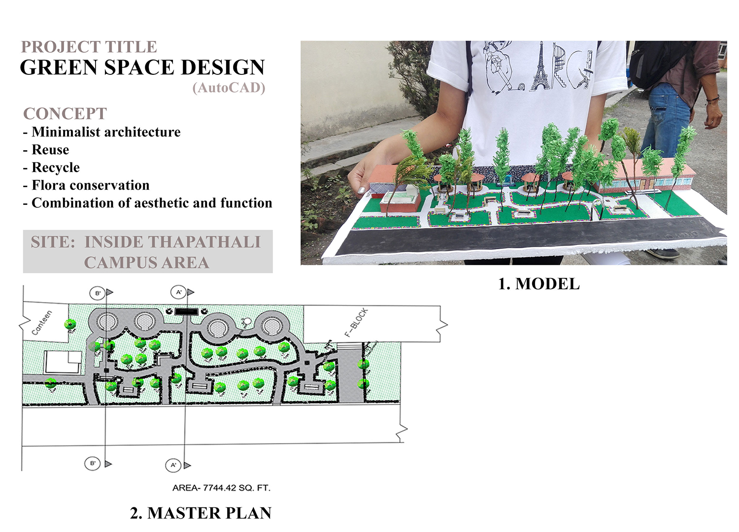 Green Space Design