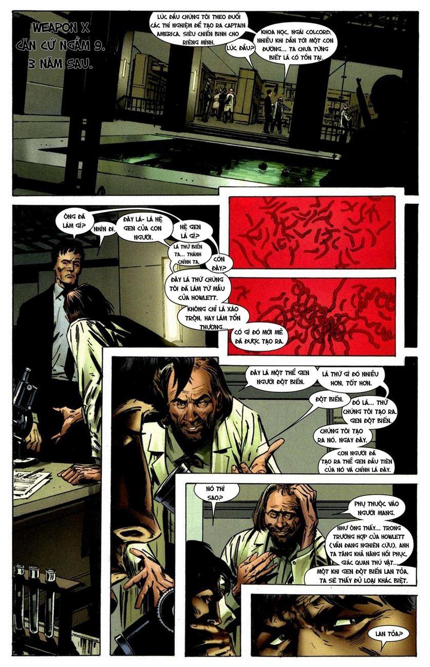Ultimate Origin chap 1 trang 23