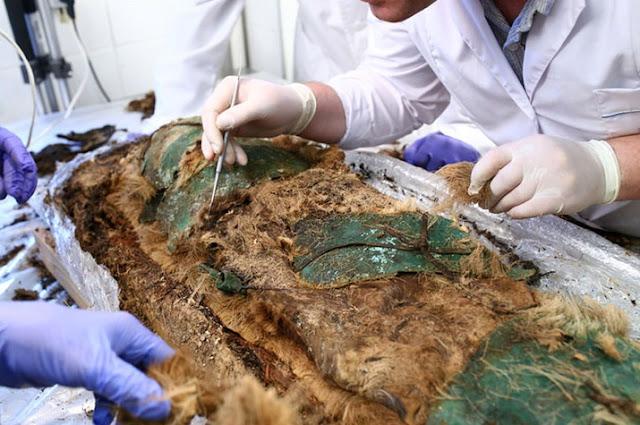 DNA tests to seek modern relatives of 800 year old mummified Siberian boy