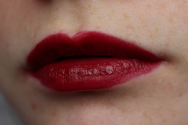 rimmel one of a kind lipstick review