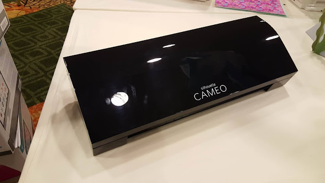 Black Silhouette CAMEO 3 Black new products 2017