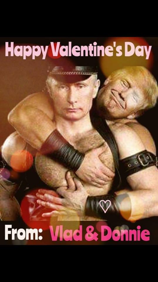 Schön Vlad And Donnie WISH HAPPY VALENTINES To The World~