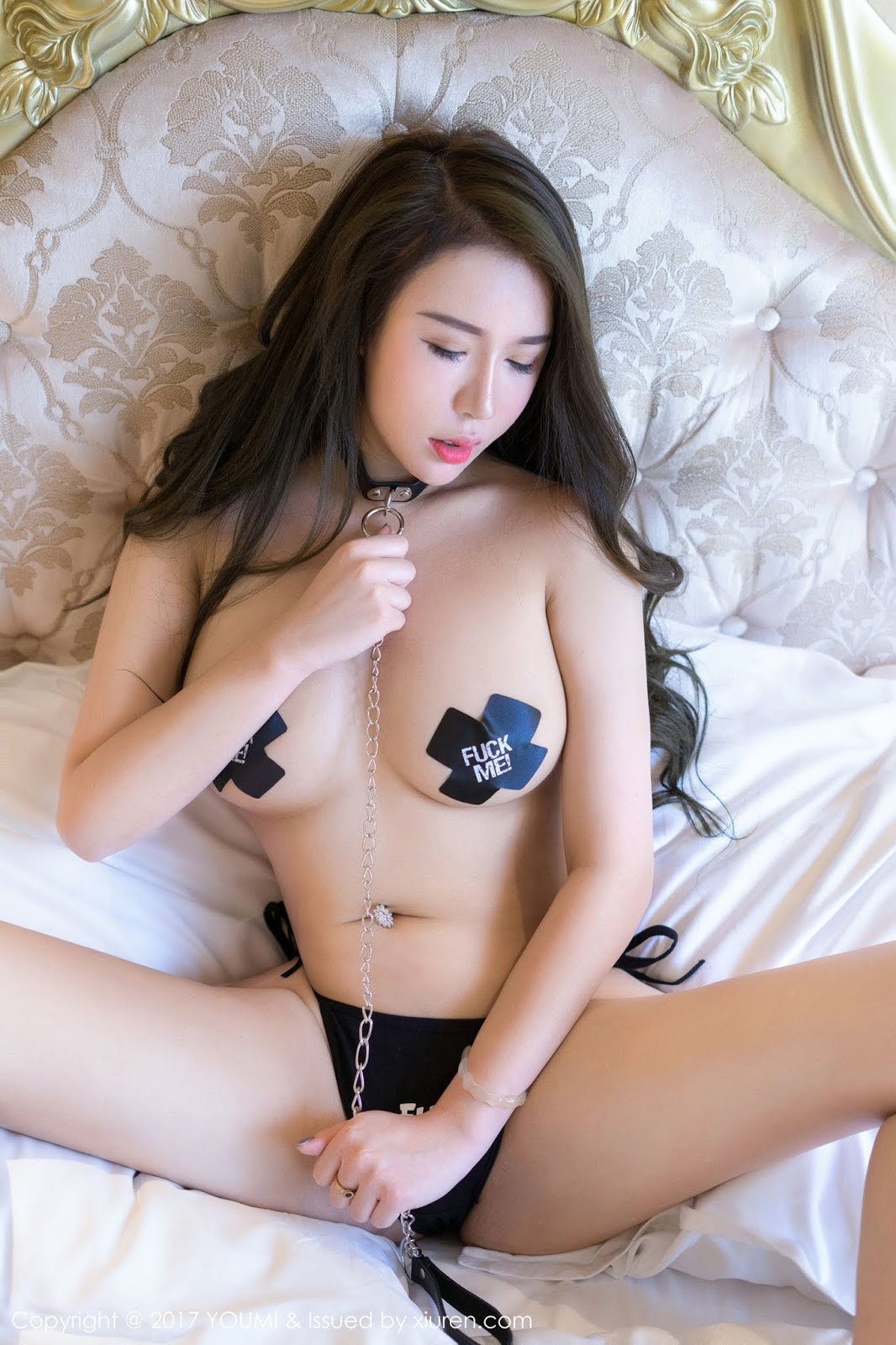 Chinese Girl  Egg-尤妮丝 Youmi 093 (51 Pict)