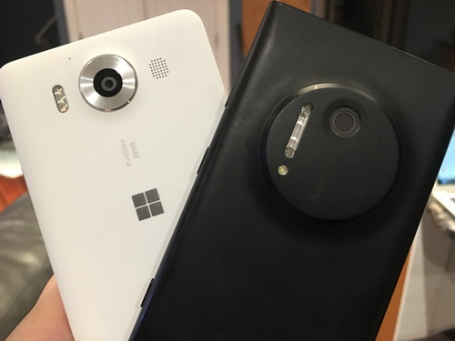 Perbandingan Kamera Lumia 950 XL vs. Lumia 1020