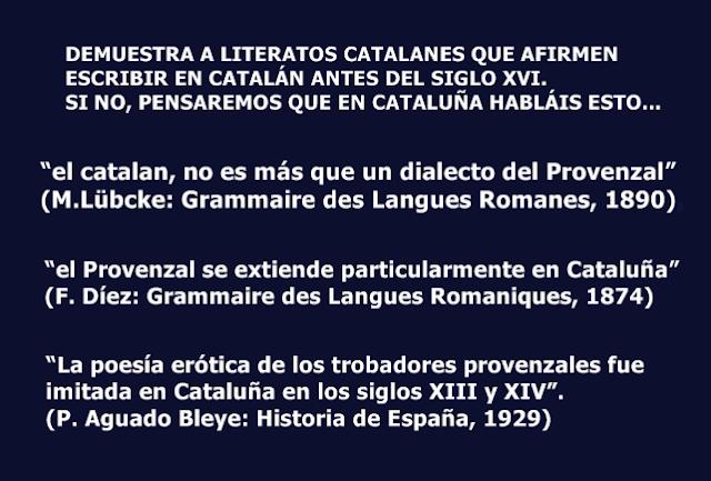 literatos catalanes