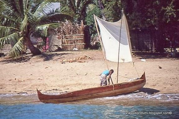 Madagascar, Nosy Komba