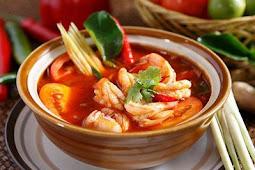 99 Resep Masakan Thailand Enak Dan Populer Di Indonesia