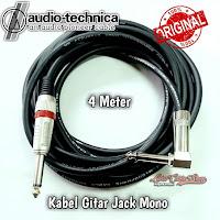 Kabel Gitar Jack Akai Mono To Akai Mono ' L ' 4 Meter