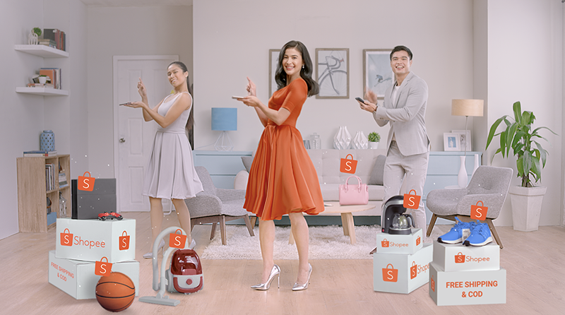 Anne Curtis for Shopee