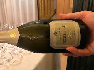 Noble Cuvée Brut millesimé 2002 Lanson