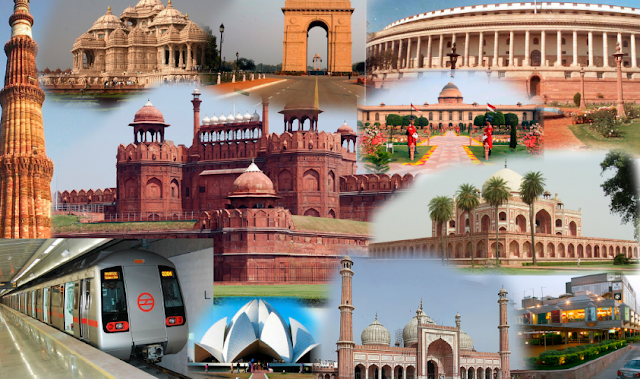 Make the Most of your Delhi Trip with a self-drive car