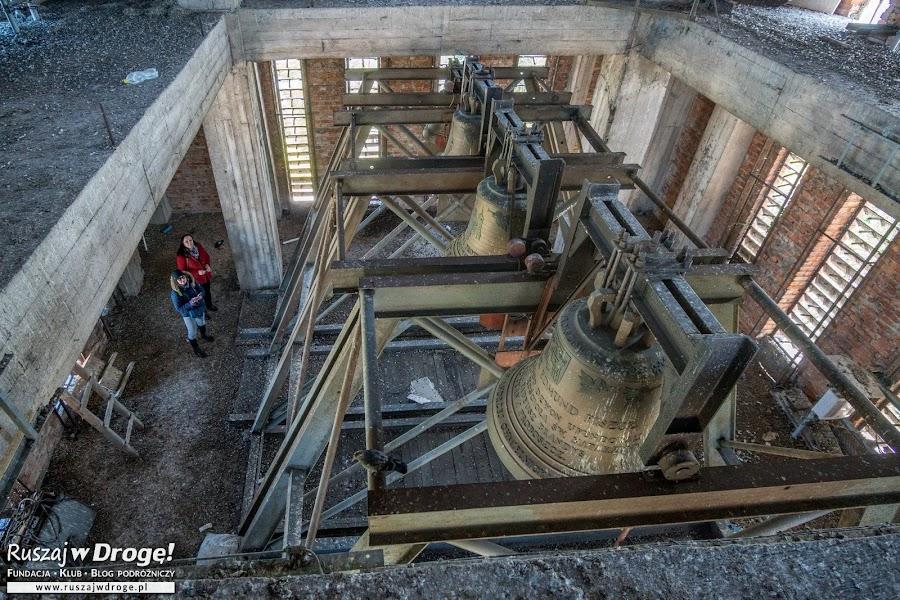 Dzwonnica na wieży Kościoła Św. Katarzyny w Braniewie
