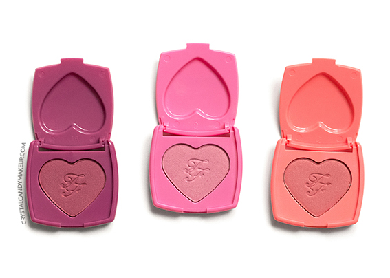 Too Faced Love Flush Long-Lasting 16-Hour Blushes Review