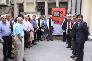 Press Release - Spark Minda Foundation with Rotary Club installs Reverse Vending Machine in Delhi High Court