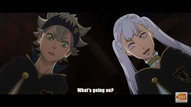 Story Trailer released for Black Clover: Quartet Knights