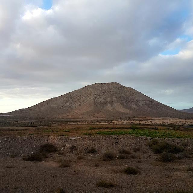 montagna tindaya fuerteventura