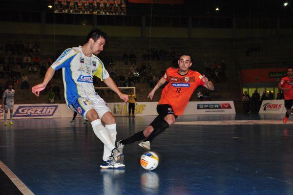 bb9bcf38bf Mesmo eliminado na Liga Nacional de Futsal