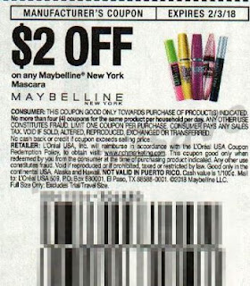 picture about Maybelline Coupons Printable known as Very hot* Pay out $1.49 for Maybelline Mascara at CVS!(1/7-1/13