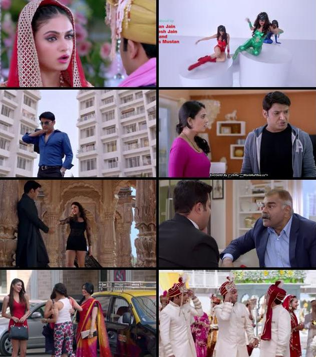 Kis Kisko Pyaar Karu 2015 Hindi 720p WEB HDRip