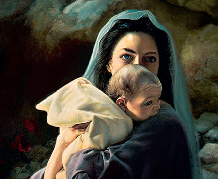 mary the mother of jesus Question: what does the bible say about the virgin mary answer: mary the mother of jesus was described by god as highly favored as the earthly mother of jesus, mary should be respected, but she is not worthy of our worship or adoration.