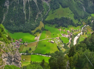 Desa Lauterbrunnen