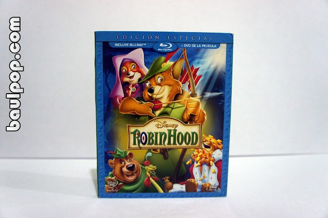 Robin Hood, Edición Especial