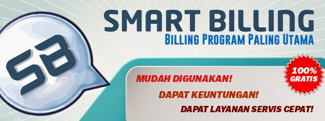 Download Billing Gratis Gemscool - Smart Billing GWarnet Terbaru