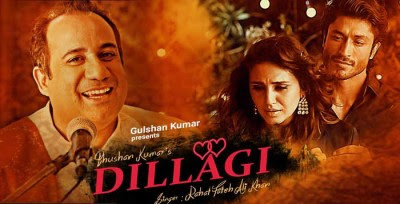 Tumhe Dillagi Lyrics   Rahat Fateh Ali Khan (2016)