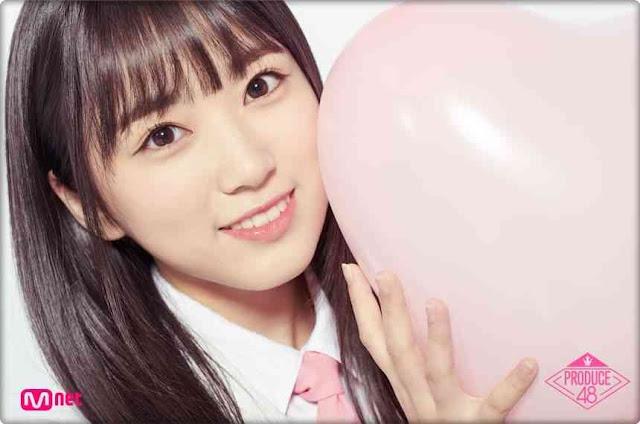 Yabuki Nako IZONE Produce 48 HKT48 Wallpaper